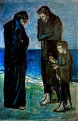 Picasso's 'Tragedy' by Ramira