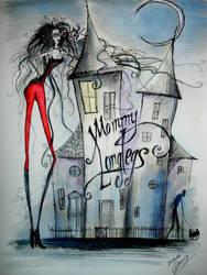 Mommy Longlegs by Ramira