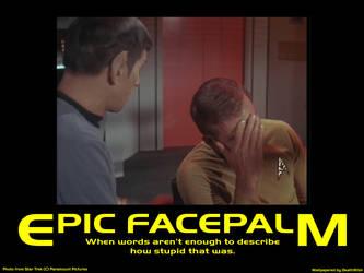 Epic Facepalm by FleetCommander