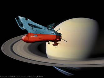 Yamato - Saturn by FleetCommander