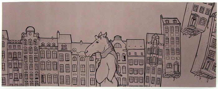 magical unicorn by maladjust