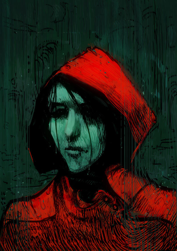 Red hood by maladjust