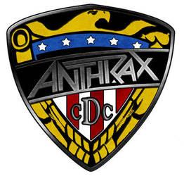 ANTHRAX CDC LOGO by Jochen-SOD