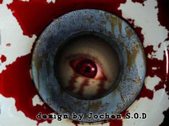 BLOODY EYE by Jochen-SOD