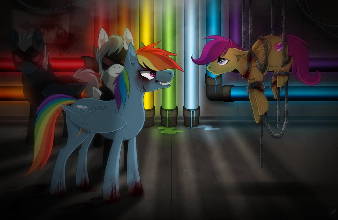 Rainbow Factory By Rookuna On DeviantArt