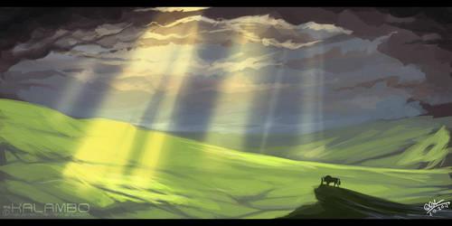 Plains by kalambo