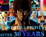Tributo per i 30 anni di hokuto no ken by UD7S