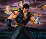 Hokuto no ken / Fighting in the nineties by UD7S