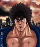 Kenshiro Last Piece by UD7S