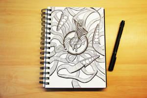 Doodle by RicoDZ
