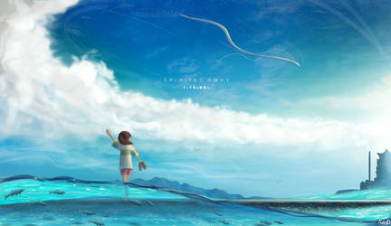 Spirited Away by RicoDZ