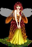 Firefly Keeper - Daytime by Angelic-Sakuras