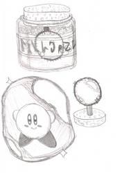 Magic Bubble Solution (Kirby Fan Item) by bluerosekatie