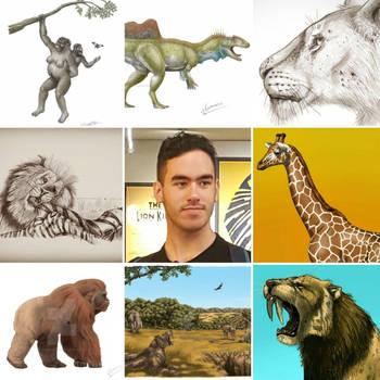 Art vs Artist by jesusgamarra