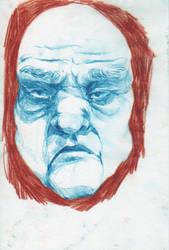 Sketchbook Page by bloedzuigerbloed