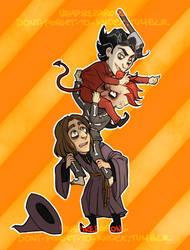 Happy Halloween 2014 by VampireBarons