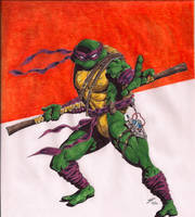 Donatello by coyote117
