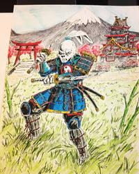 Usagi Yojimbo Commission by coyote117