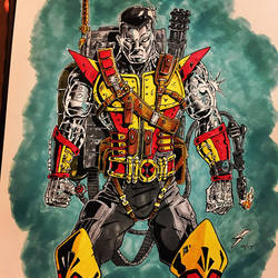 Colossus by coyote117