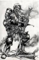 Lord Harkonnen by Baldemyr
