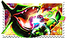 Rayquaza Lv.X Stamp by Deltheor
