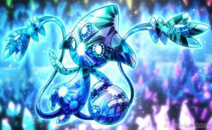 Crystal Azelf by Deltheor