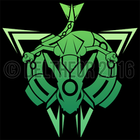 Team Rayquaza Shirt by Deltheor