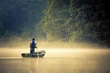 Fisherman II color by 300agrafek