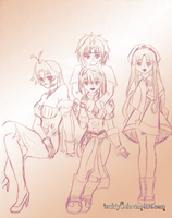 The four by TSUKIY0