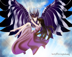 AT: Flying with you by TSUKIY0