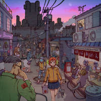 City by OGT-japan