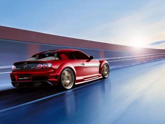 Mazda RX-R Concept by XEusioN
