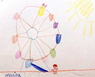 Ferriswheel, 2002 by TerribleSaturn