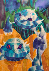 For Sale: Metang Painting by TerribleSaturn
