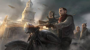 Homefront revolution by shenfeic