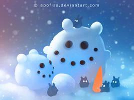 winter co-op by Apofiss