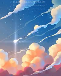 starfall by Apofiss