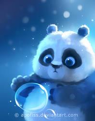 panda 2o15 by Apofiss