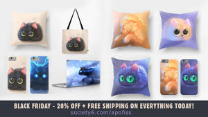 Black Friday goodies 2016 by Apofiss