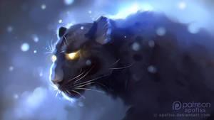panthera by Apofiss