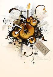 The Music Machine by benhewittcreative