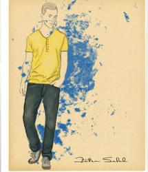 yellow by vanellia