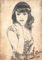sketch II by vanellia