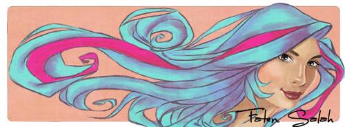 think like mermaid by vanellia