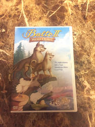 Balto ll Wolf Quest DVD by Oklahoma-Lioness