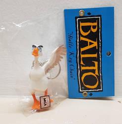 Balto Boris japanese keychain by Oklahoma-Lioness