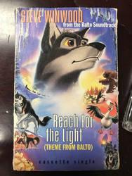 Balto Reach For The Light Cassette single by Oklahoma-Lioness