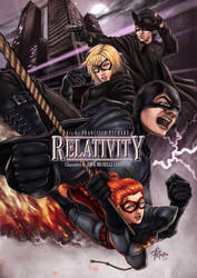 RELATIVITY by FranciscoETCHART