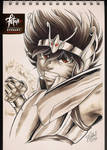 COPIC sketch 66 SEIYA by FranciscoETCHART