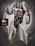 16/32 Robots / LEADER 1 by FranciscoETCHART